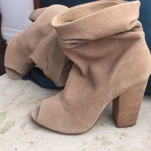 Nine West Shoes - New!!Nine West suede leather slouch booties